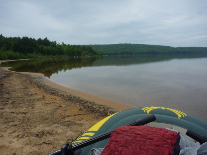 Woman vs Wild meets Murphy's 1st Law – Dano vs Algonquin Provincial Park
