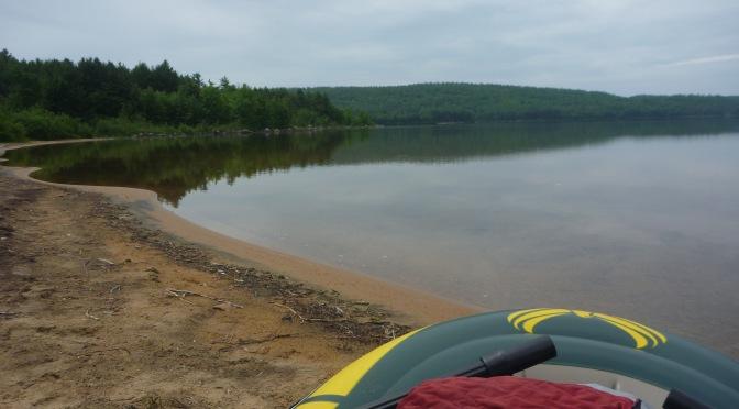 Woman vs Wild meets Murphy's 1st Law – Dano vs Algonquin Provincial Park