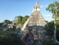 Tikal for the end of the Mayan Calendar, Guatemala