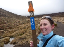 3km into Mordor.... hell hath no fury, Tongariro Crossing, New Zealand