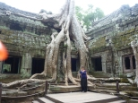 Ta Prohm - The Jungle Temple, Cambodia