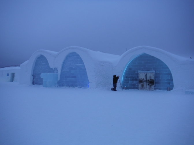 Living The Arctic Life! Electromagnetic Storms, Ice Hotels And Partying With The Locals.