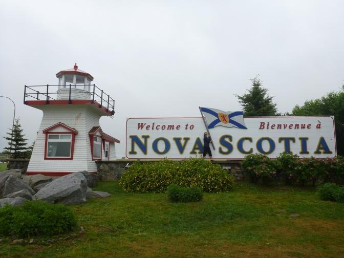 Canada By Car: Leg 2 – Through New Brunswick and Nova Scotia