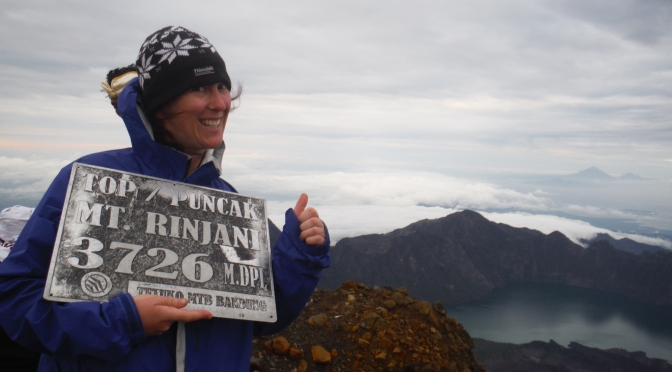The Perilous Summit of Mount Rinjani – Part 2