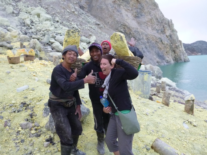 The Marvelous Men Of Kawah Ijen