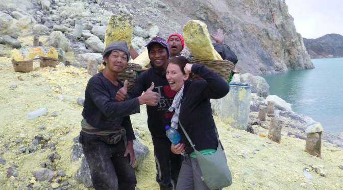 The Marvellous Men Of Kawah Ijen