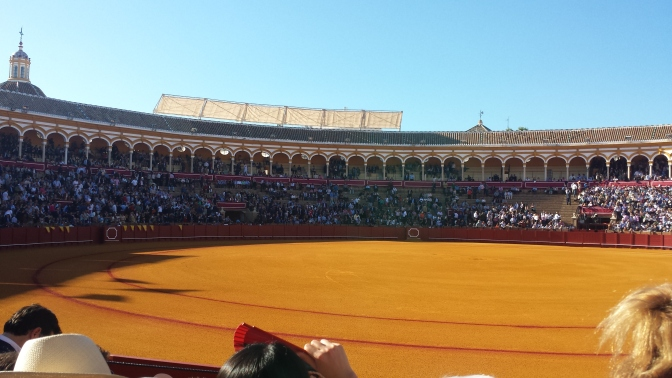 What I Reckon: Bullfighting in Spain